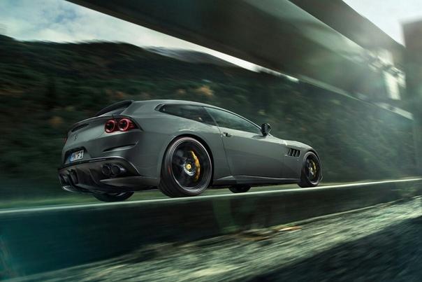 Очень редкие : Ferrari GTC4Lusso T от Novitec Rosso Двигатель: 3.9 V8 TwinTurboМощность: 700 л.с. при 7 500 об/минКрутящий момент: 882 Нм от 3 000 до 5 250 об/минМакс. скорость: 325 км/ч Разгон