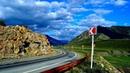 На Авто по Чуйскому Тракту Горный Алтай