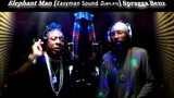 ELEPHANT MAN &amp SPRAGGA BENZ dubplate EasyMan Sound @ dainjamentalz u$a 4