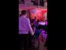 Юбилейный «Бал на Колёсах», танцую с воспитанником Суворовского училища