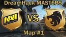 НАВИ начинают ПУТЬ в ПЛЕЙ-ОФФ | NaVi vs North | Map 1. de_train [RU] | DreamHack Stockholm