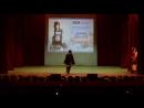 09 Shingeki no Kyojin Саша Браус Ребетор Энгельс Одиночное дефиле NIJI 2018 30 06 2018