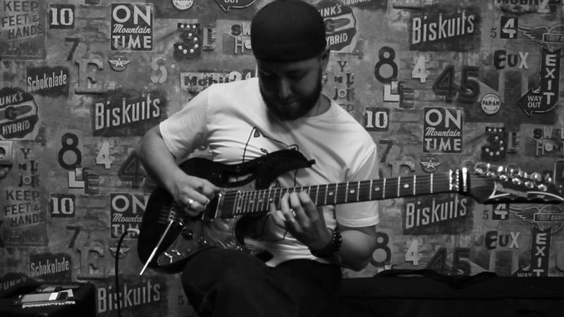 Dmitry Bondarenko - Сен - Динара Султан (improvisation. cover Live Band New Tone)