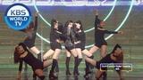 Chungha(청하) - Do It + LOVE U + Roller Coaster [2018 KBS Song Festival / 2018.12.28]