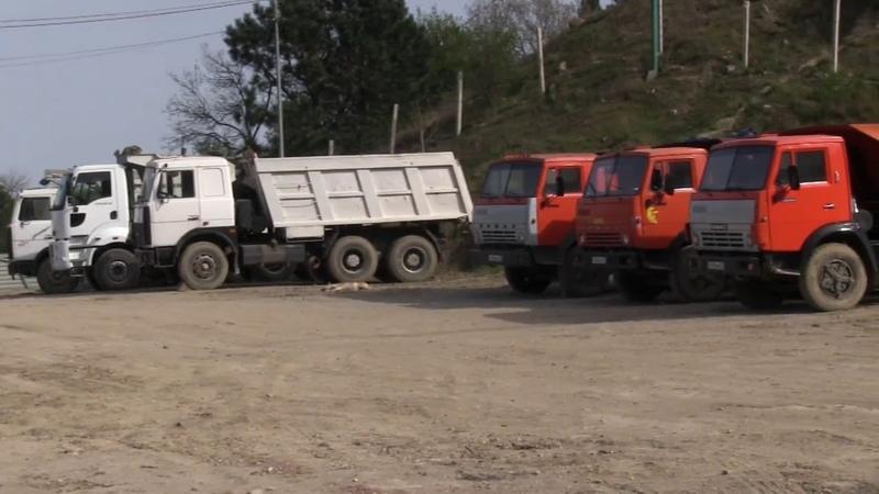 2015 год, как начинала компания ЭКО Вагант работать в сфере переработки отходов на ЮБК.