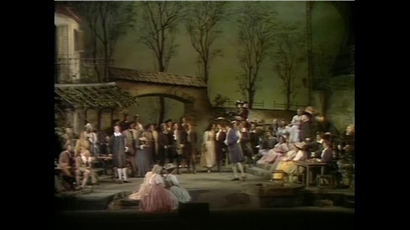 Tra voi, belle, brune e bionde - Placido Domingo - Puccini Manon Lescaut