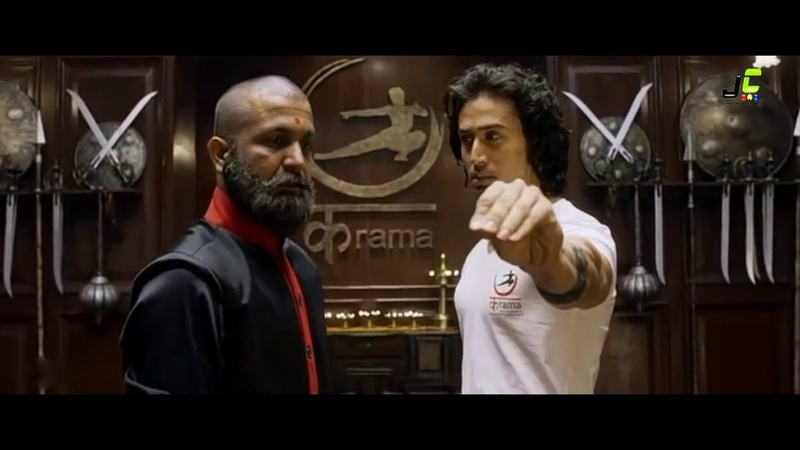 Baaghi full song get ready to fight Jc