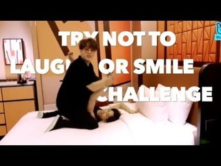 GOT7 Try Not To Laugh or Smile Challenge! #1 | Funny Moments