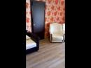 Спальня на втором этаже с ванной комнатой