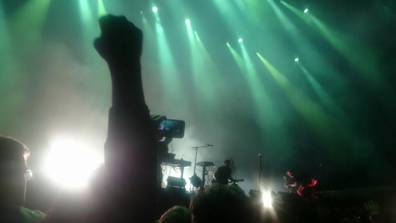 Nine Inch Nails Reptile @Aerodrome Festival 30 06 18