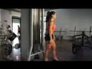 MICHELLE LEWIN Workout Butt Blaster Routine (Cellulite Be Gone!)