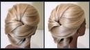 Красивые Прически Подробное обучение прическам Course on hairstyles