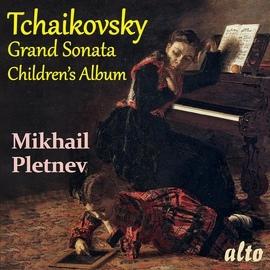 Mikhail Pletnev альбом TCHAIKOVSKY: Grand Sonata in G major and Children's Album