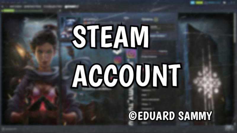 Аккаунт Steam by SaMMy