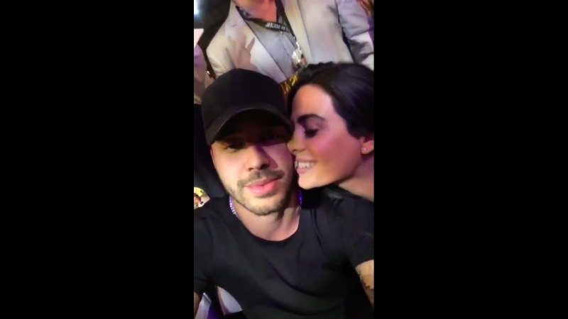 And the sweetest video of the weekend goes to seeing them acting so naturally @EmeraudeToubia @PrinceRoyce are