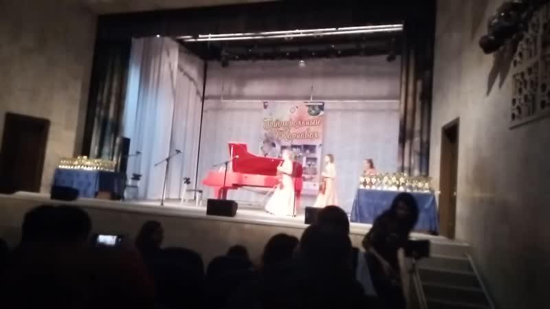 анс.Лирика, Всероссийский конкурс Триумфальный карнавал