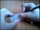 Как сделать доску на которой можно будет писать фломастером, и стирать!