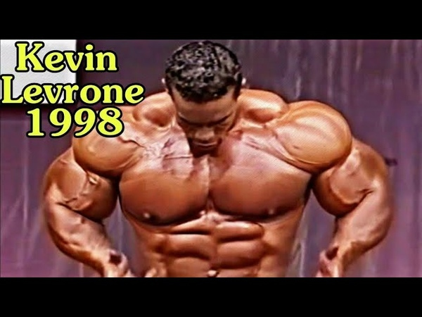 Kevin Levrone Flex Wheeler Ronnie Coleman Chris Cromier 1998 Comparisons