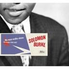 Solomon Burke альбом Saga All Stars: No Man Walks Alone / The Singles 1955-57