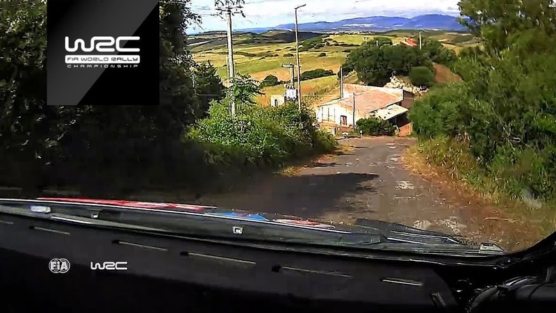 WRC - Rally Italia Sardegna 2018 ONBOARD Suninen SS07