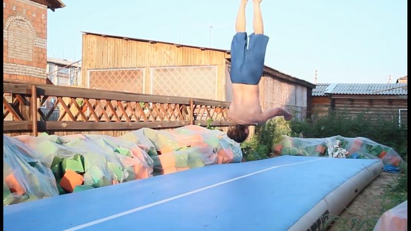 Акробатика в Вихоревке