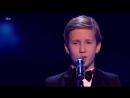 Yaroslav Performs 'Nessun Dorma' Blinds 2 The Voice Kids UK 2018