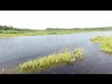 АЛРОСА восстановила одну из трех прорванных дамб на реке Ирелях