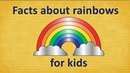 Facts about rainbows. Факты о радуге.