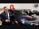 Старший менеджер Егор о Mitsubishi Pajero Sport