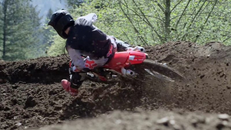 New 2019 CRF250R - Holeshots, Plus.