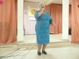 Евгения Федосеева с песней