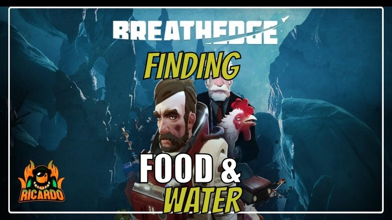 Breathedge How to get Food, Water and Survive
