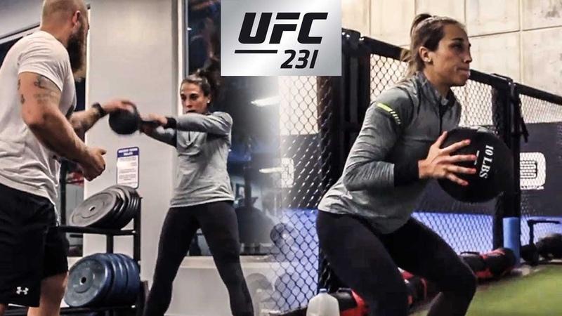 MMA Strength Power Training [UFC 231]