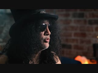 SLASH in UNSPOKEN EXPRESSION