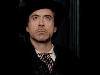 Роберт Дауни мл. - Лицо Шерлока