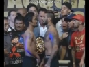 Manny Pacquiao vs Lucas Matthysse WBA 147 Title Weigh in