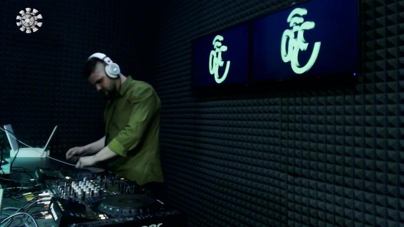 Reactor Radio LIVE SOMATIK SOUND SYSTEM | Klimov D