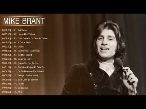 Mike Brant Best of Full Album || Mike Brant Album Complet || Chansons de Mike Brant 2018