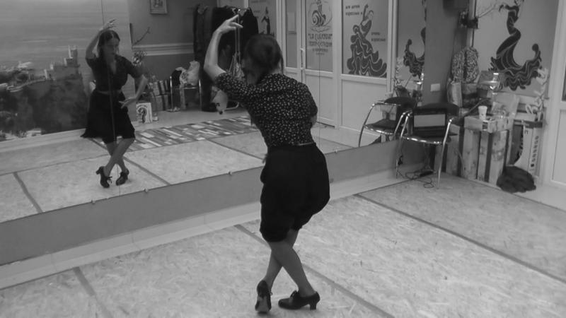 мастер-класс Ялта Las Perlas del Flamenco