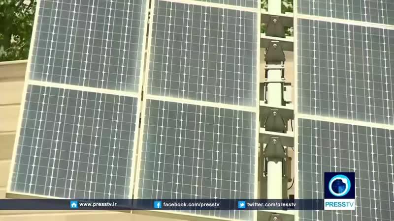 Солнечная энергия в Иране