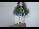 Doll sneakers crochet / doll outfit