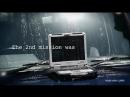 Ноутбук PANASONIC в дорогу 👍 / Водонепроницаемый