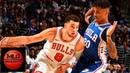 Philadelphia Sixers vs Chicago Bulls Full Game Highlights | 10.18.2018, NBA Season
