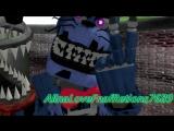 (MMD) (FNAF4) Freddy X Freddyxa Noche Para Amar