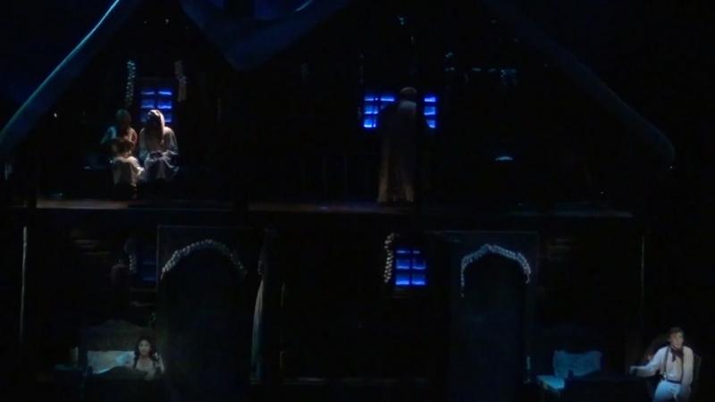 Александра Каспарова, Руслан Давиденко - Нежней улыбки девичьей Мюзикл «Бал Вампиров» 28.06.2018