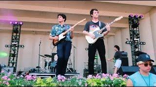 Wallows Live at Lollapalooza 2018