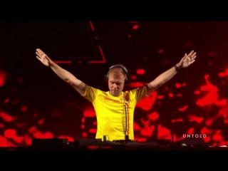 Armin Van Buuren - Untold Festival 2018 (FullHD 1080p) [Part 1]