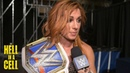 Becky Lynch walks the walk as new SmackDown Women's Champion: Exclusive, Sept. 16, 2018