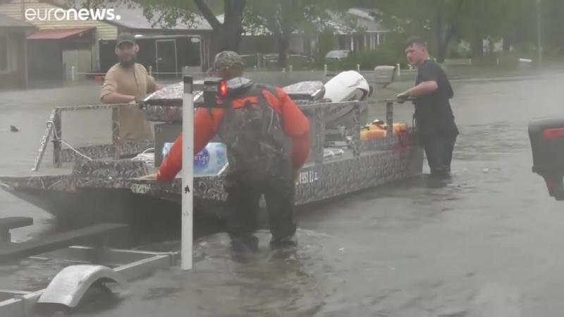 Ураган «Флоренс» в США