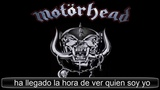 motorhead- line in the sand- subtitulado en espa